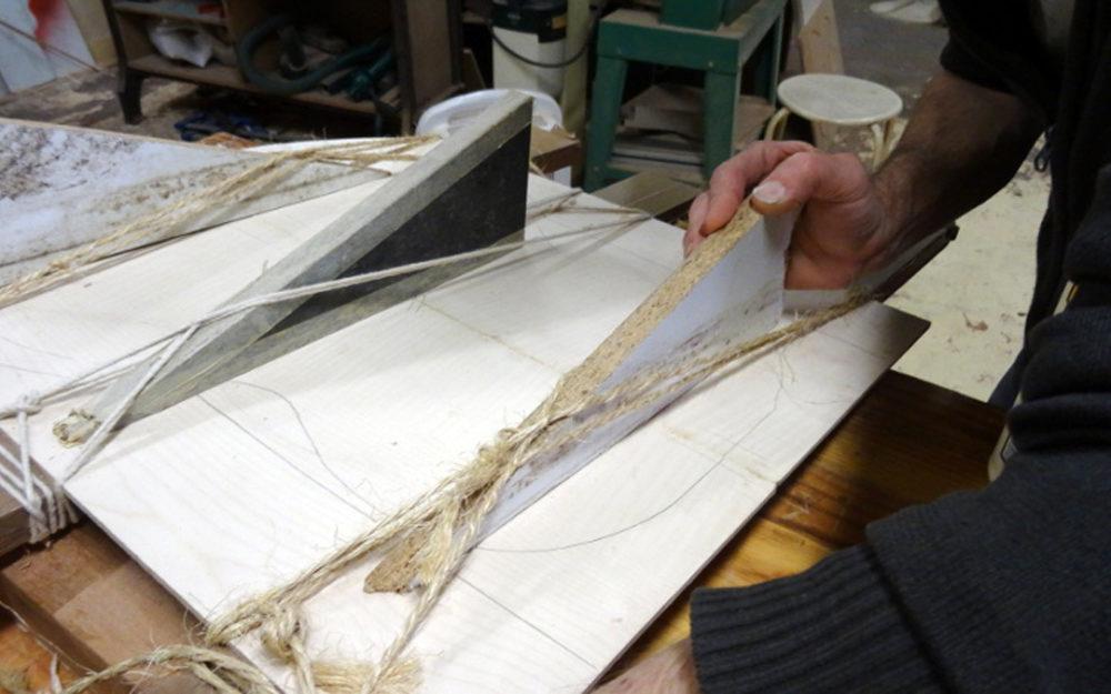MAYA - Guitare Classique - Création originale d'Hervé BERARDET Artisan Luthier, atelier Guitare et Création - ©Carolyn.Caro - Luthier Bordeaux