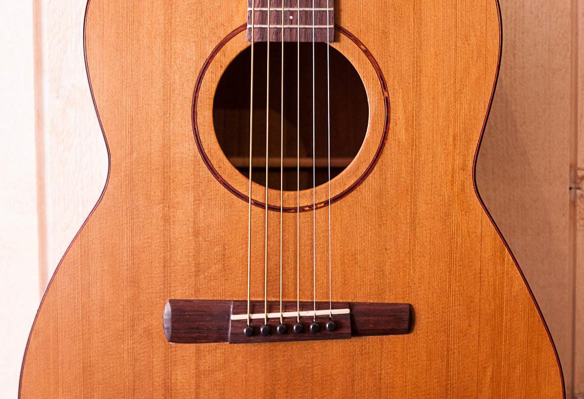 SANZEN - Guitare Acoustique Cordes Acier