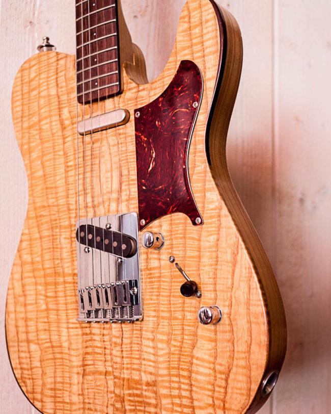 MYÔ - Guitare électrique type TELECASTER