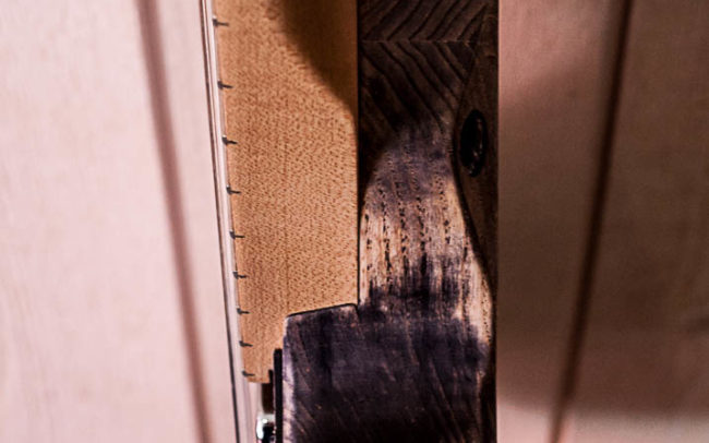 Custom Tele Aspect Vintage by Hervé BERARDET Artisan Luthier